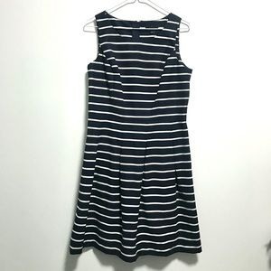 Tommy Hilfiger striped swing dress midi length